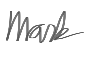 mark l chaves signature