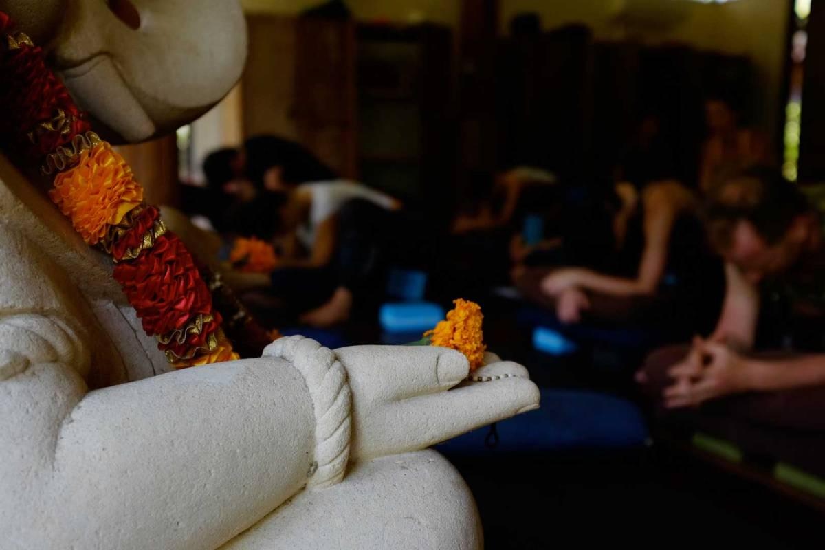 Yoga Barn - Bali Street Photographer