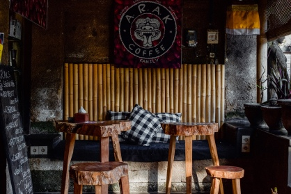 Arak Coffee in the Camphuan area of Ubud - Bali Street Photographer