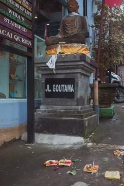 Jalan Goutama - Ubud Bali - Bali Street Photographer