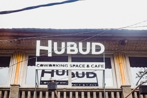 Hubud Coworking Space & Cafe Ubud Bali - Bali Street Photographer