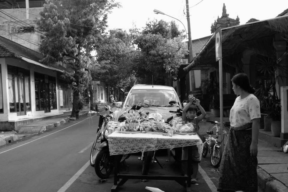 Tumpek Landep - Bali Street Photographer