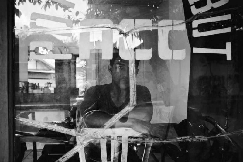 Portrait of Iman - Bali Street Photographer Ubud Bali
