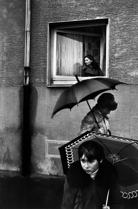 Cologne West Germany by Josef Koudelka