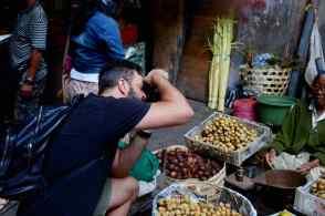 Pasar Ubud tour with Mat Bell. Bali Street Photographer. Ubud, Bali.