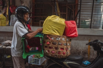 Meals on Wheels and Other Things - Bali Street Photographer