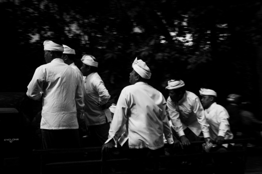 Priests & Priestesses 1 - Bali Street Photographer Ubud Bali