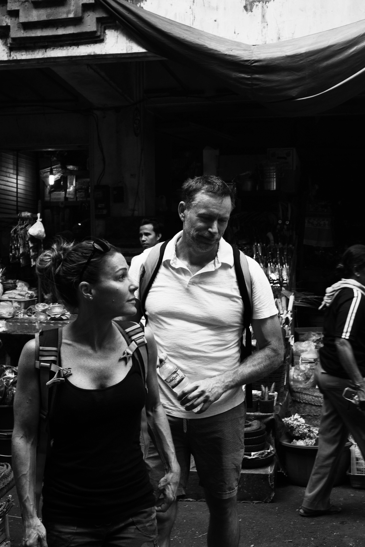 Pasar Ubud Tour - Bali Street Photographer - mark l chaves