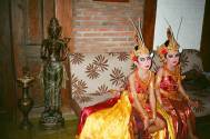 Photos of Balinese Ceremonies with a Twist - Bali Street Photographer - 35mm film
