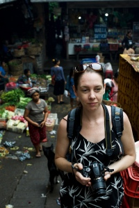 Bali Street Photographer tour with Lauren