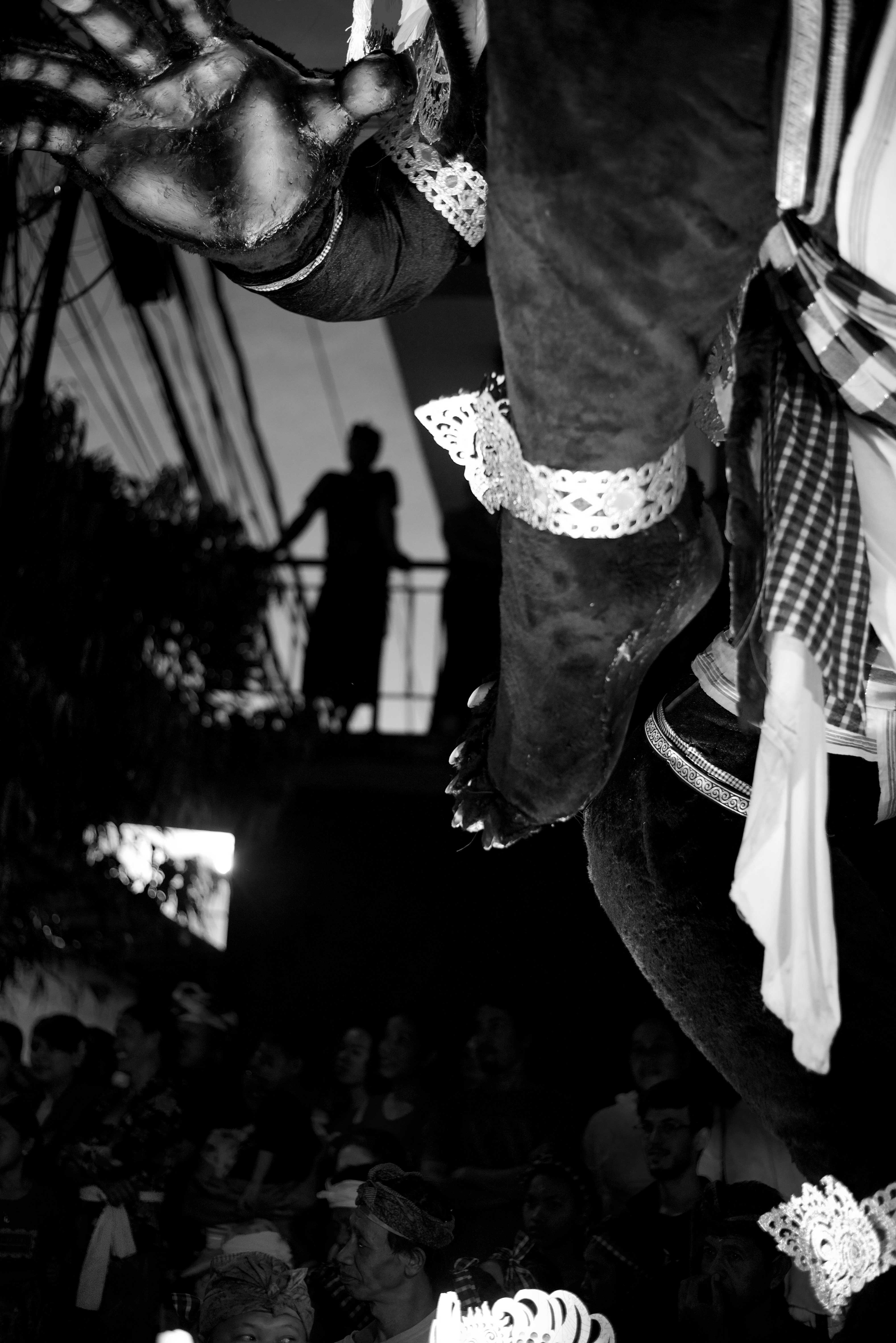 Pengerupukan - the night of Ogoh-ogoh - Bali Street Photographer