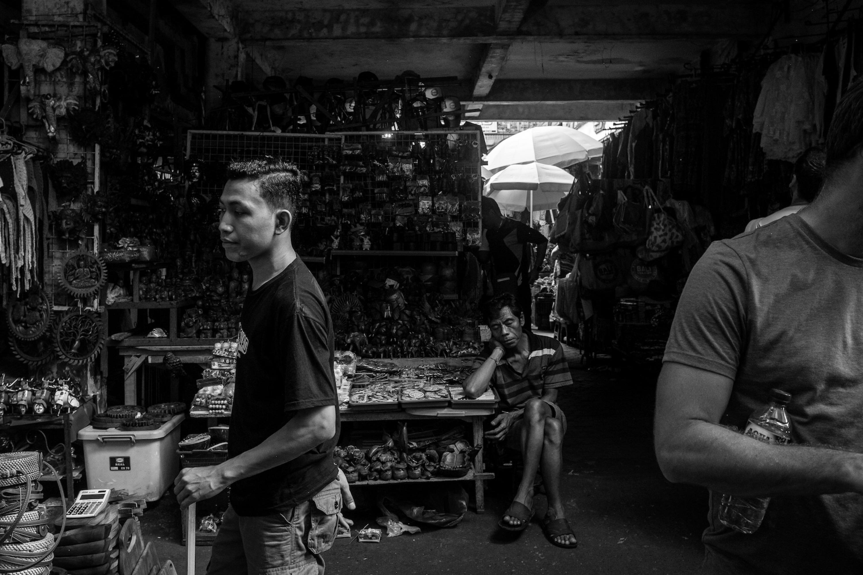 Beauty in the Mundane - Bali Street Photographer
