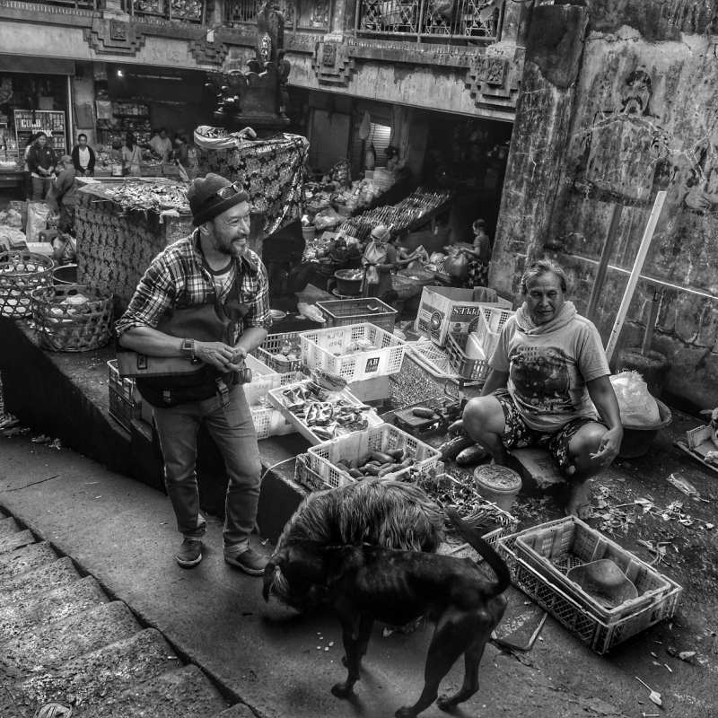 Guest Photographer © Sid Kannegnati from India - Bali Street Photographer