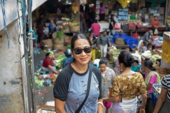 Stella from LA - testimonial for Bali Street Photographer