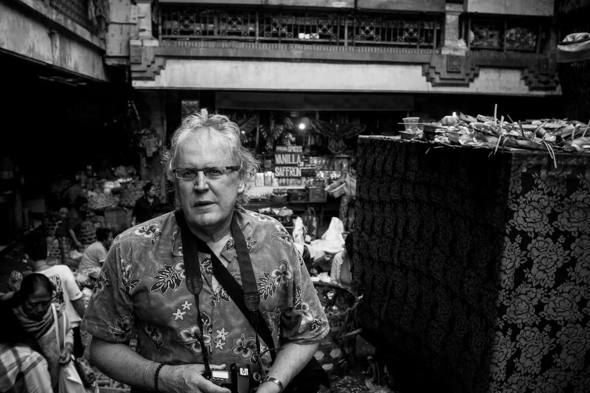 Paul Eveleigh - Testimonial for Bali Street Photographer Pasar Ubud Tour