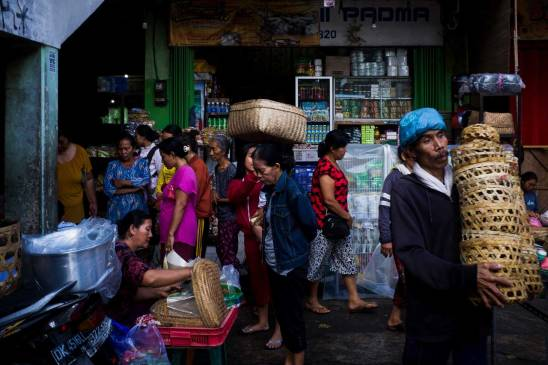 Street Photography tours in Pasar Ubud Bali.