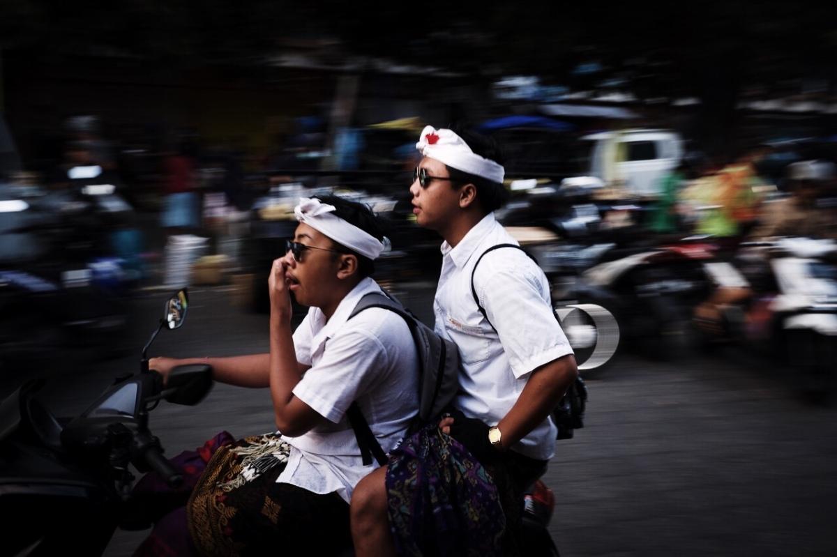 Everyday Bali - Bali Street Photographer