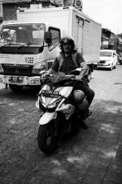 Coconuts and Rudraksha Mala - Bali Street Photographer